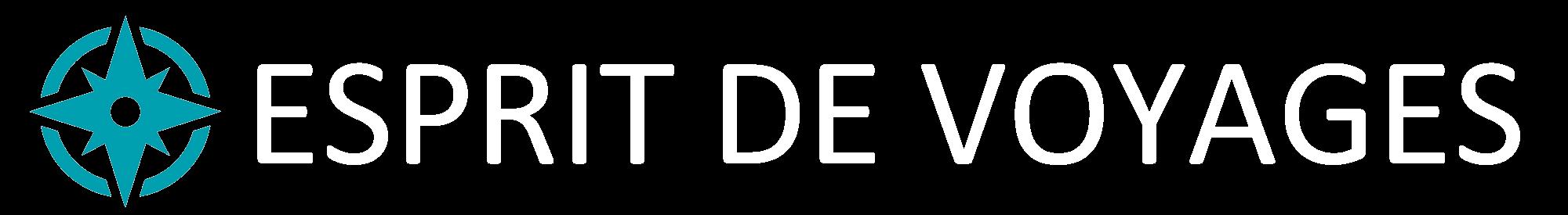 Logo Esprit de voyages, transparent
