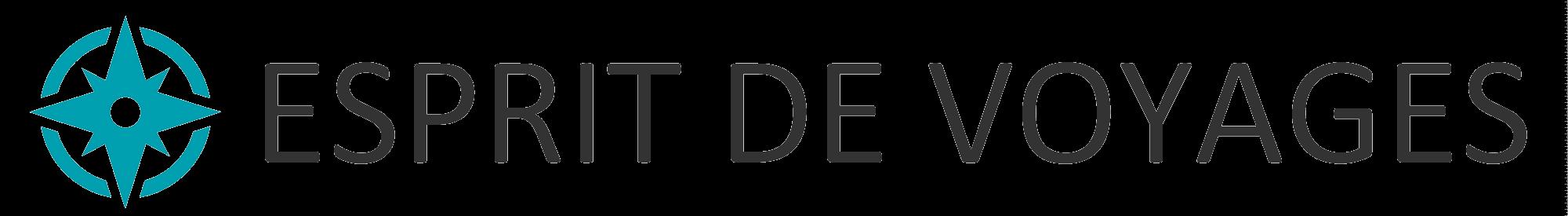 Logo Esprit de voyages, normal